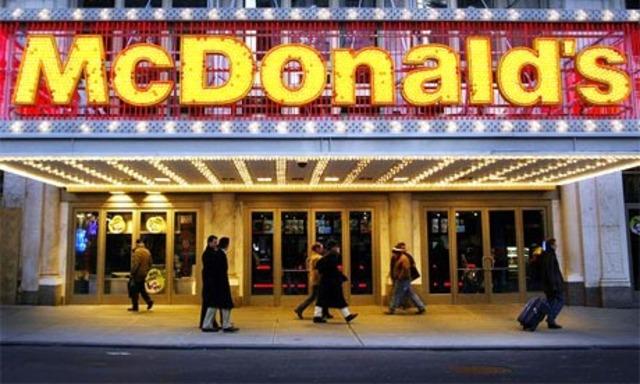 McDonald's restaurant started in 1940