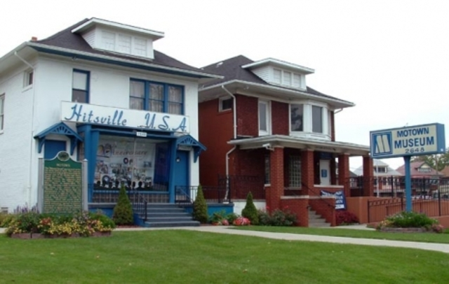 Motown music business booms in the 60s