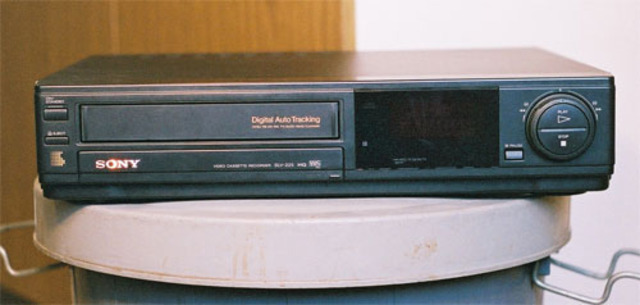 World's smallest VCR created