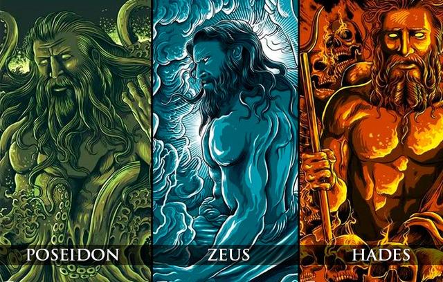O que é Mitologia Grega ?