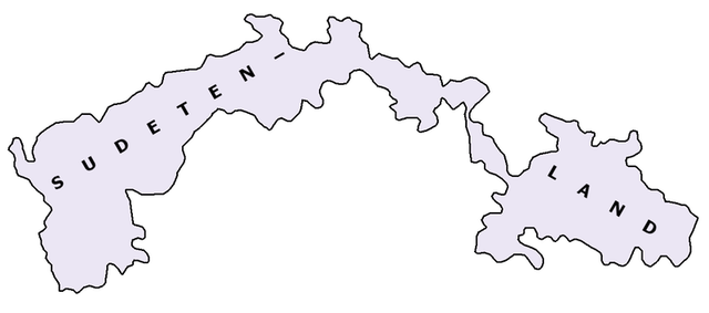 Требование независимости Судетской области