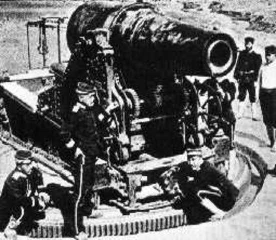 Guerra Russa-Japonesa
