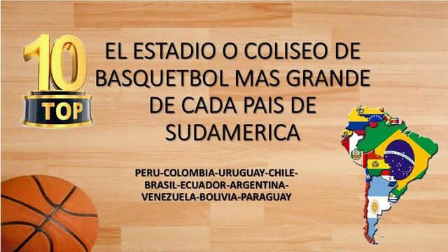El baloncesto llega al brasil, de allí se extendería posteriormente a toda Suramérica.
