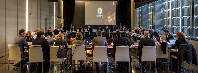 Nace el joint basketball comité, entidad responsable de unificar el reglamento