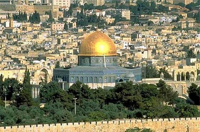 Massacre at Jerusalem