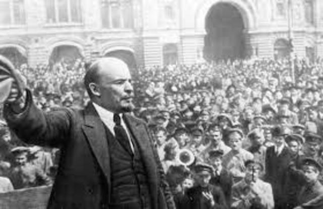Revolució d'Octubre Russa
