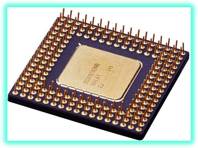 Cuarta generacion microprocesador
