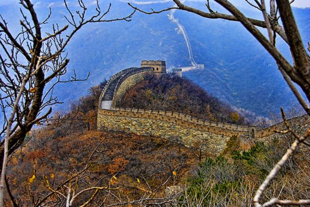 CONSTRUCCION MURALLA CHINA