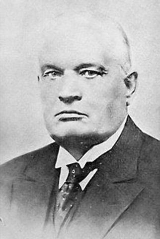 Esimene Eesti president sündis