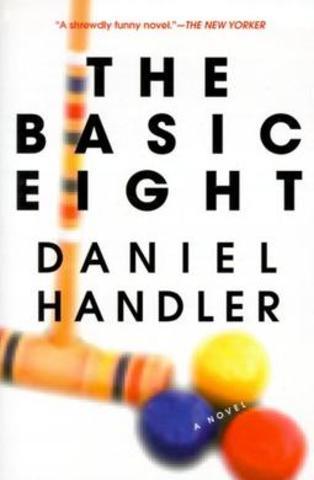 """Avaldati raamat """"The Basic Eight"""""""