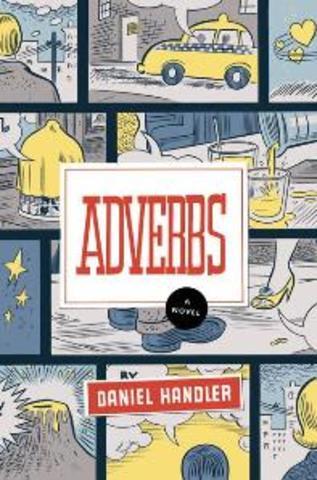 """Avaldati raamat """"Adverbs"""""""