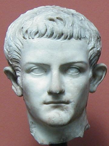 El emperador Claudio llega al poder