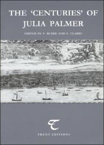 """Julia Palmer's """"Centuries"""" Poems"""