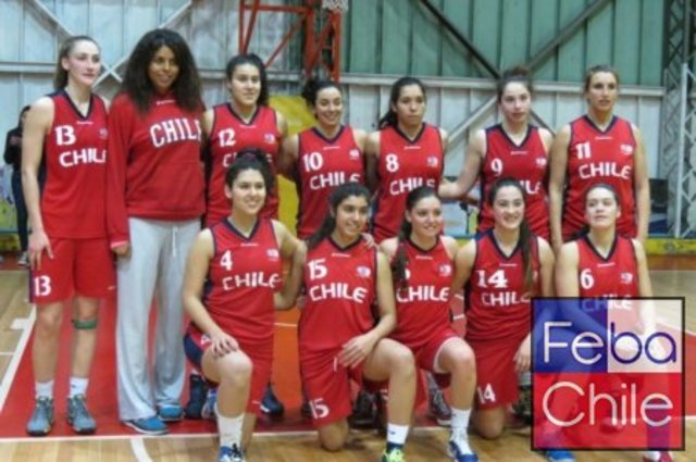 En chile se celebra el primer campeonato sudamericano femenino.
