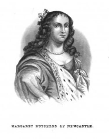 Margaret Marries Royalist Commander, William Cavendish