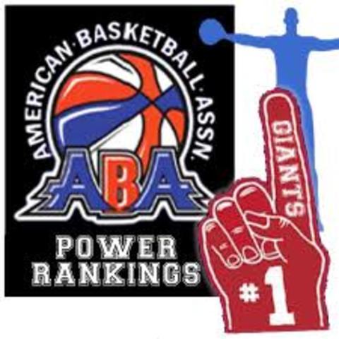 Surgen la American Basketball Asociation.