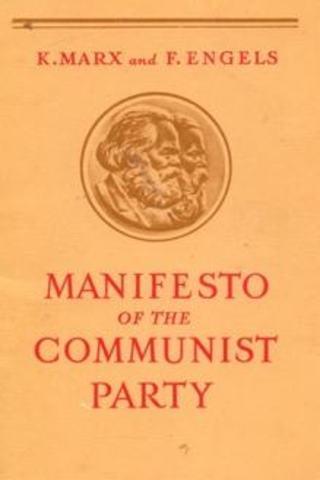 Manisfesto do Partido Comunista