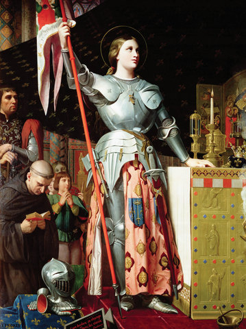 18.4: France: Joan Of Arc
