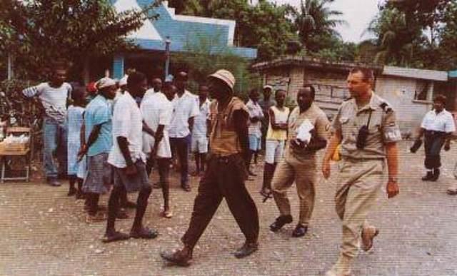 La Misión Civil Internacional de la OEA/ONU en Haití 1993–2000