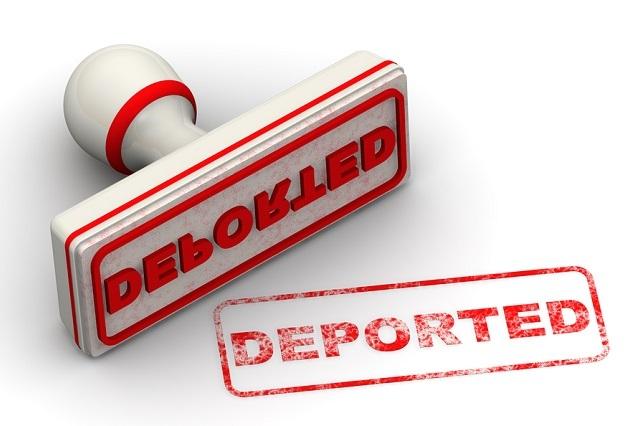 Deportaciòn de migrantes