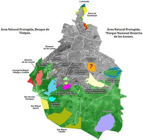 Barkin considero que para el caso especifico de México existe un tercer factor: la ejecución de una política de declaración de áreas naturales protegidas en zonas rurales