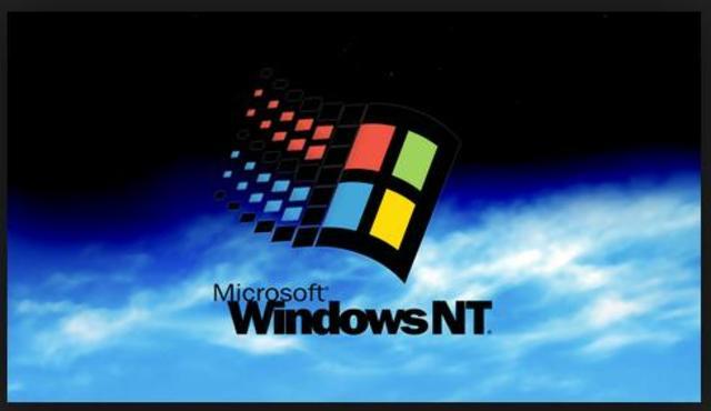 Windows® NT® released