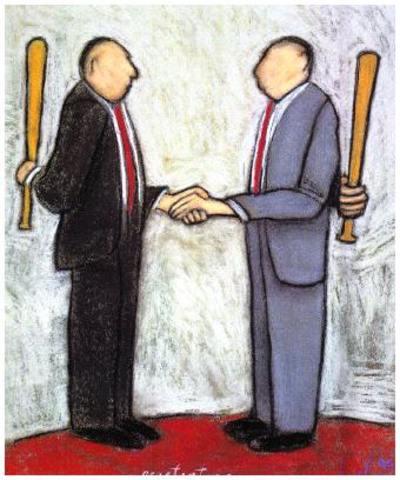 Negotiations over Sutenland