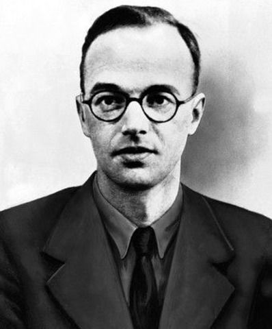Klaus Fuchs confesses about being a soviet spy