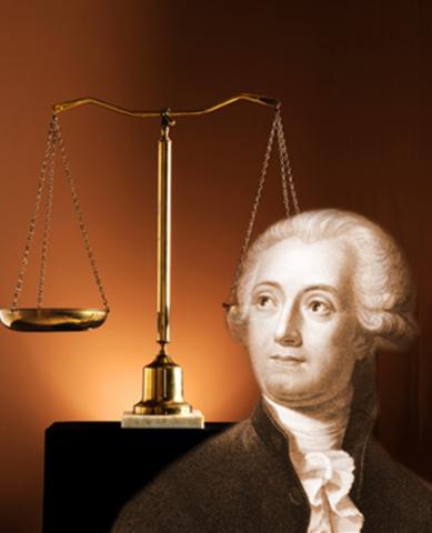 Lavoisier e seu experimento