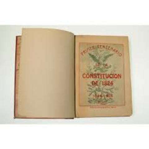 Primera Constituciòn