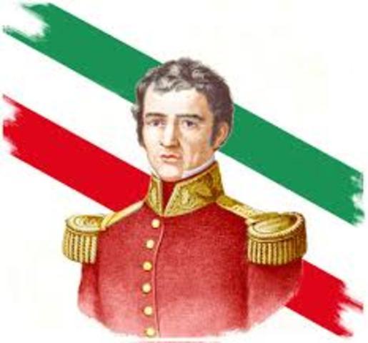 Primer presidente de Mèxico