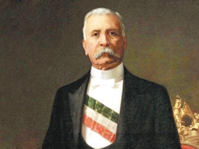 Porfirio Diaz en la presidencia