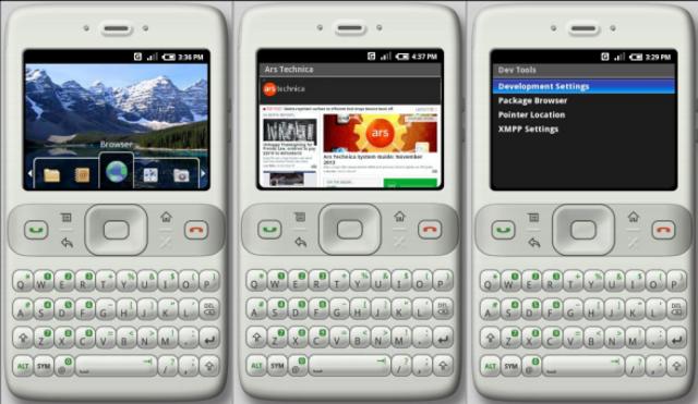 MILESTONE 3 (Android 0.5)