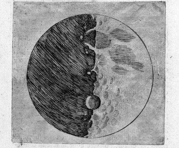 GALILEO GALILEI HACE UNA SERIE DE DESCUBRIMIENTOS ASTRONÓMICOS SORPRENDENTES, UTILIZANDO UN TELESCOPIO QUE ÉL MISMO CONCIBIÓ