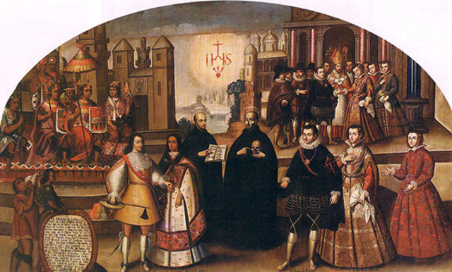 CREACION DEL VIRREYNATO DEL PERU