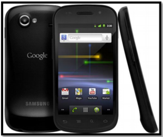 ANDROID 2.3 -GINGERBREAD