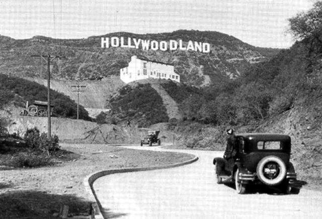 Naixement de Hollywood