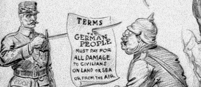 Tratado de Versalhes
