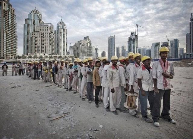 Escravidão moderna em Dubai