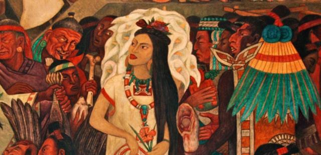 Famous Interpreters: Malinche