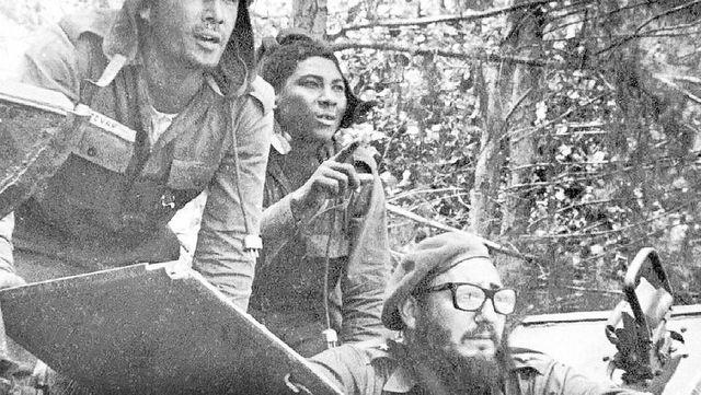 INVASION DE LA BAHIA DE COCHINOS EN CUBA