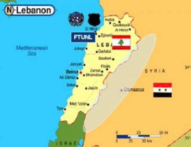 INVASION ISRAELI AL LIBANO