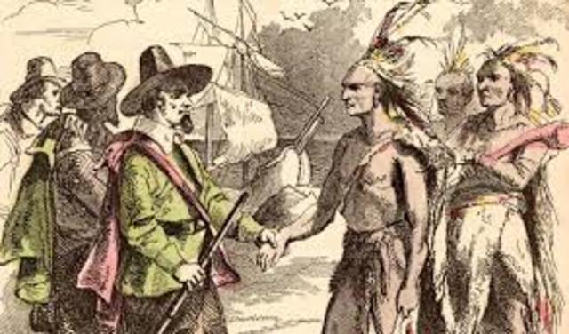 European kidnapped natives