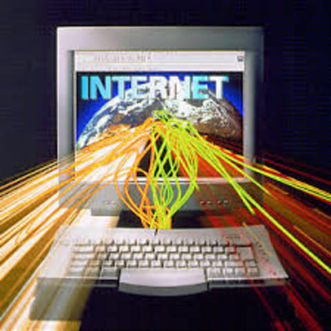 CREACION DE LA INTERNET