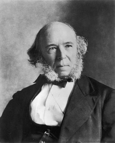 Spencer Herbert (1820-1903)