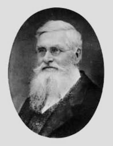 Alfred Russel Wallace(1823-1913)