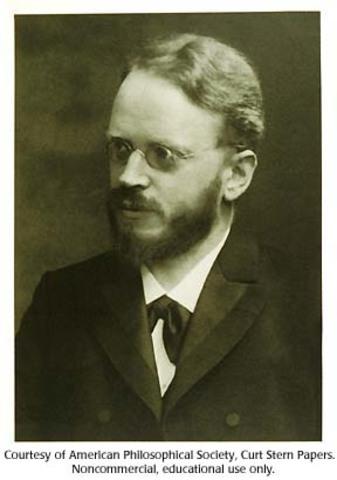 Carl Correns (1864-1933)