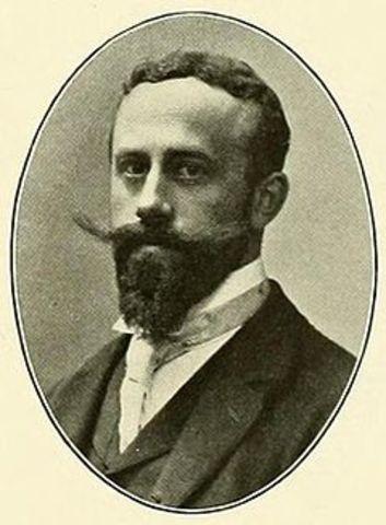 Erich von Tschermak (1871-1962)