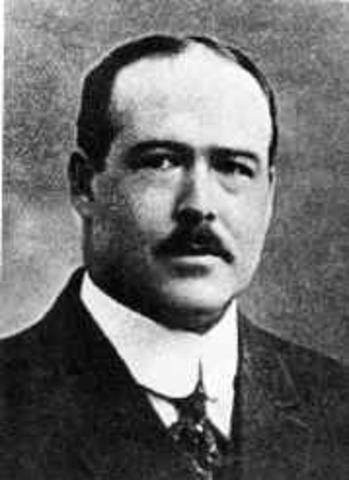 Walter Sutton (1877-1916)