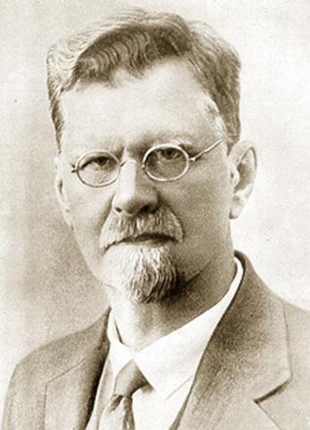Chetverikov S. S (1880-1959)